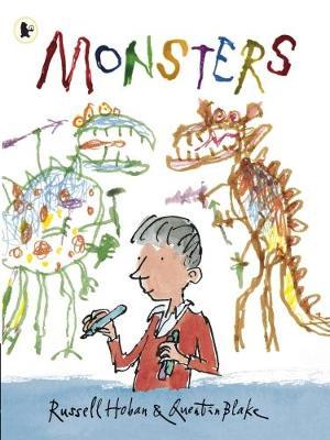 Monsters (Paperback)