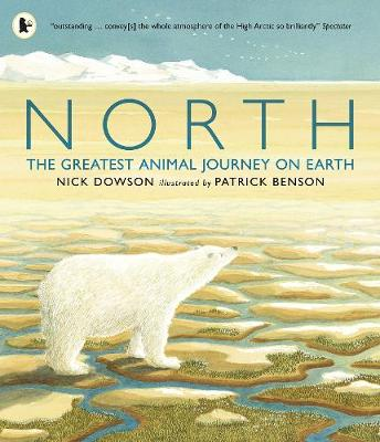 North: The Greatest Animal Journey on Earth (Paperback)