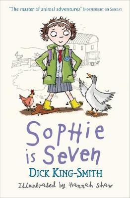 Sophie Is Seven - Sophie Adventures (Paperback)