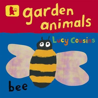 Garden Animals (Board book)