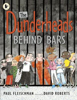 The Dunderheads Behind Bars (Paperback)