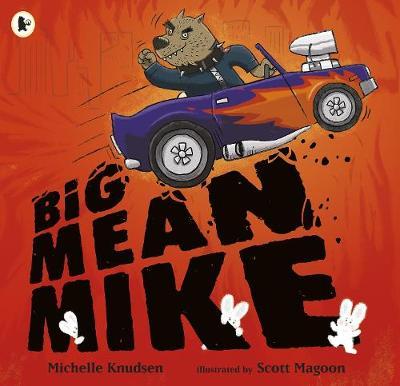 Big Mean Mike (Paperback)