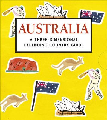 Australia: A Three-Dimensional Expanding Country Guide - City Skylines (Hardback)