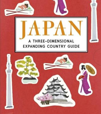Japan: A Three-Dimensional Expanding Country Guide - City Skylines (Hardback)