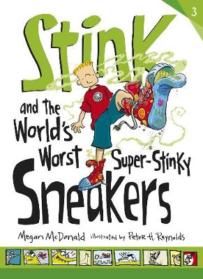 Stink and the World's Worst Super-Stinky Sneakers - Stink (Paperback)