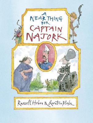 A Near Thing for Captain Najork (Hardback)