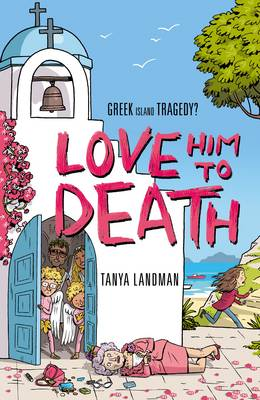 Murder Mysteries 8: Love Him to Death (Paperback)