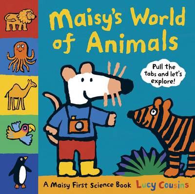 Maisy's World of Animals (Hardback)