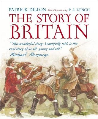 The Story of Britain (Paperback)