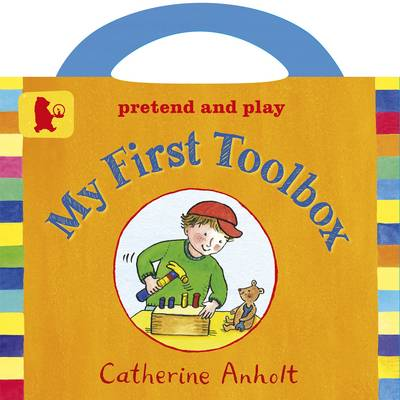 My First Toolbox - Baby Walker (Board book)