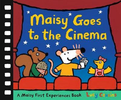 Maisy Goes to the Cinema - Maisy (Hardback)