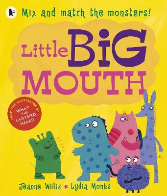 Little Big Mouth (Paperback)