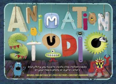 Animation Studio (Hardback)