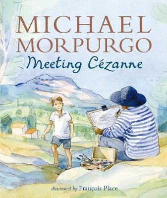 Meeting Cezanne (Paperback)