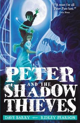 Peter and the Shadow Thieves - Starcatchers Trilogy (Paperback)