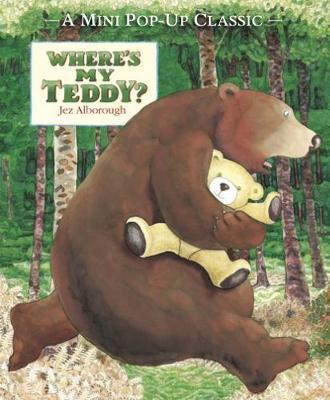 Where's My Teddy? - Eddy and the Bear (Hardback)