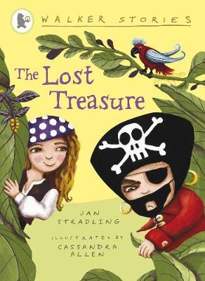 The Lost Treasure - Walker Stories (Paperback)