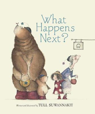 What Happens Next? (Hardback)
