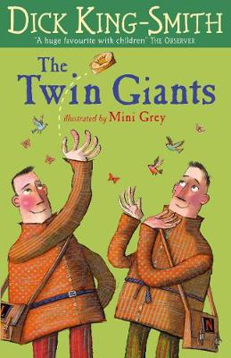 The Twin Giants (Paperback)