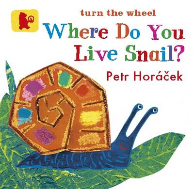 Where Do You Live Snail? - Baby Walker (Board book)