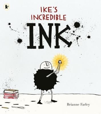 Ike's Incredible Ink (Paperback)