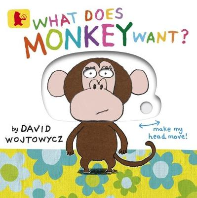 What Does Monkey Want? (Board book)
