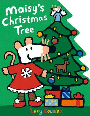 Maisy's Christmas Tree - Maisy (Board book)