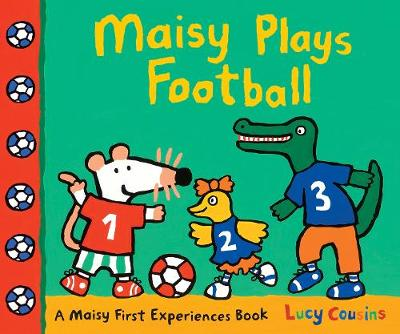 Maisy Plays Football