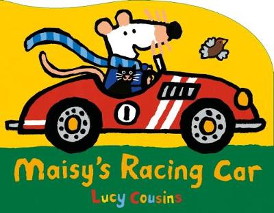 Maisy\'s Racing Car
