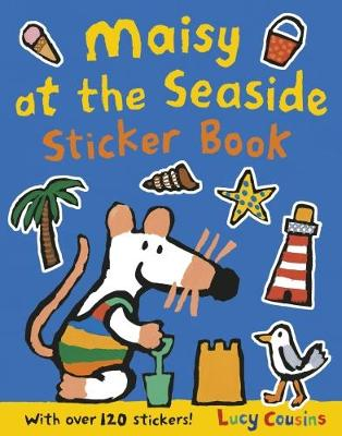 Maisy at the Seaside Sticker Book - Maisy (Paperback)