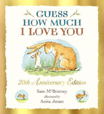 Guess How Much I Love You - Guess How Much I Love You (Paperback)