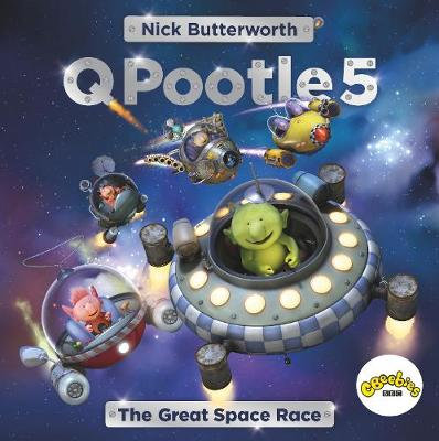 Q Pootle 5: The Great Space Race - Q Pootle 5 (Paperback)