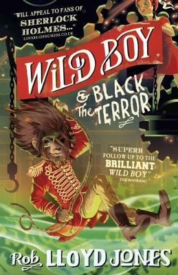 Wild Boy and the Black Terror (Paperback)