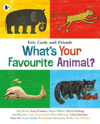 What's Your Favourite Animal? (Paperback)