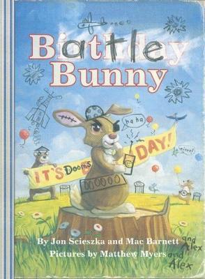 Battle Bunny (Hardback)