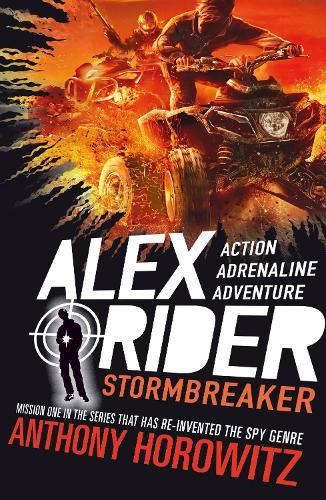 Stormbreaker - Alex Rider (Paperback)
