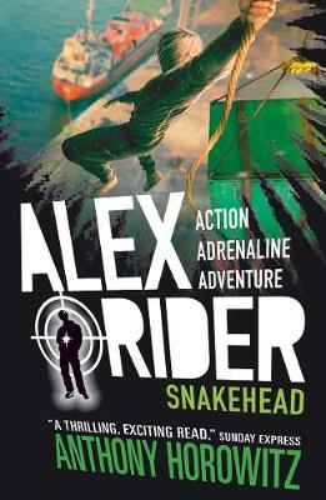 Snakehead - Alex Rider (Paperback)