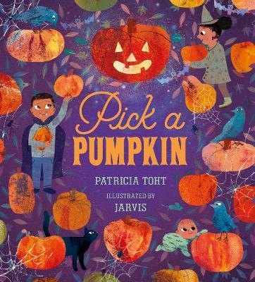 Pick a Pumpkin (Hardback)