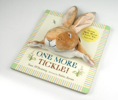 Guess How Much I Love You: One More Tickle! - Guess How Much I Love You (Board book)