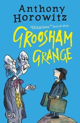 Groosham Grange (Paperback)