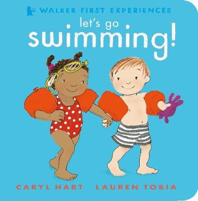 Let's Go Swimming! (Hardback)
