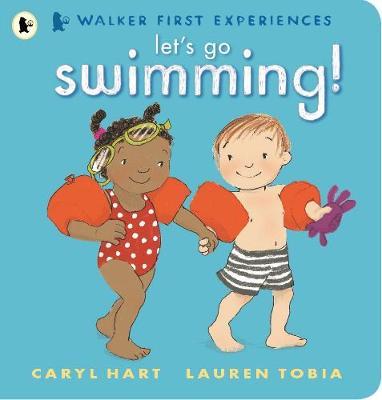 Let's Go Swimming! (Paperback)