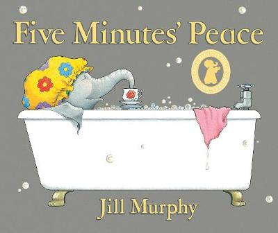 Five Minutes' Peace - Large Family (Paperback)