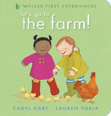 Let's Go to the Farm! (Hardback)