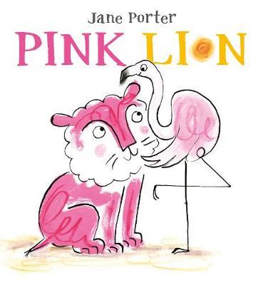 Pink Lion (Hardback)