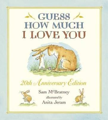 Guess How Much I Love You Anniversary Slipcase (Hardback)