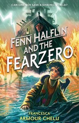 Fenn Halflin and the Fearzero (Paperback)