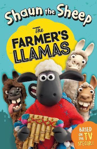 Shaun the Sheep - The Farmer's Llamas - Shaun the Sheep (Paperback)
