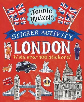 Sticker Activity London (Paperback)