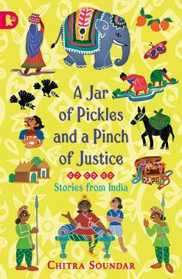 A Jar of Pickles and a Pinch of Justice - Walker Racing Reads (Paperback)